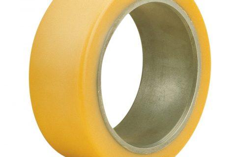Δακτύλιος προσαρμογής για ηλεκτροκίνητο παλετοφόρο 310mmΧ120mm, από πολυουρεθάνη