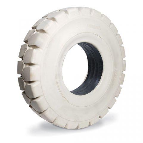 Συπαγές ελαστικό περονοφόρων διάστασης 18X7-8 πλάτος ζάντας 4.33 για καθαρά δάπεδα